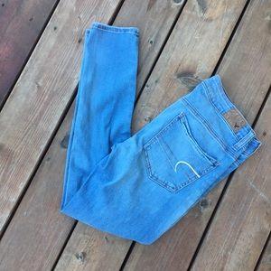 American Eagle SHORT Super Stretch Jegging Jeans